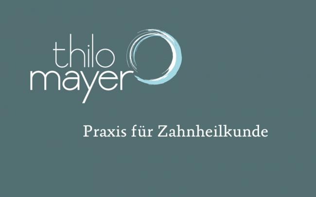 Design Türschild, Arztpraxis Thilo Mayer von allegria design