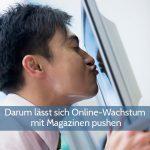 Case Study Magazin von allegria design in München