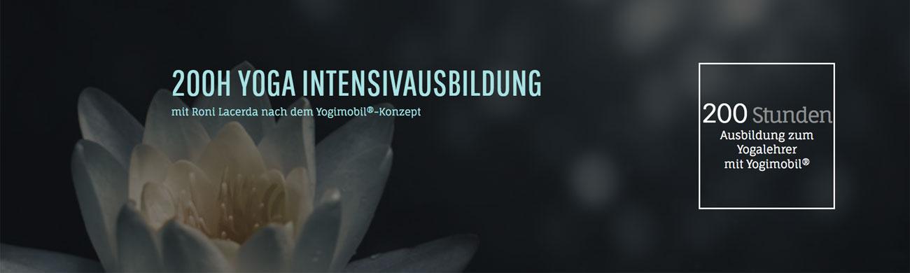 Webdesign SeventySeven Yogaroom von allegriadesign in München. Foto Zoltan Tasi by unsplash.com