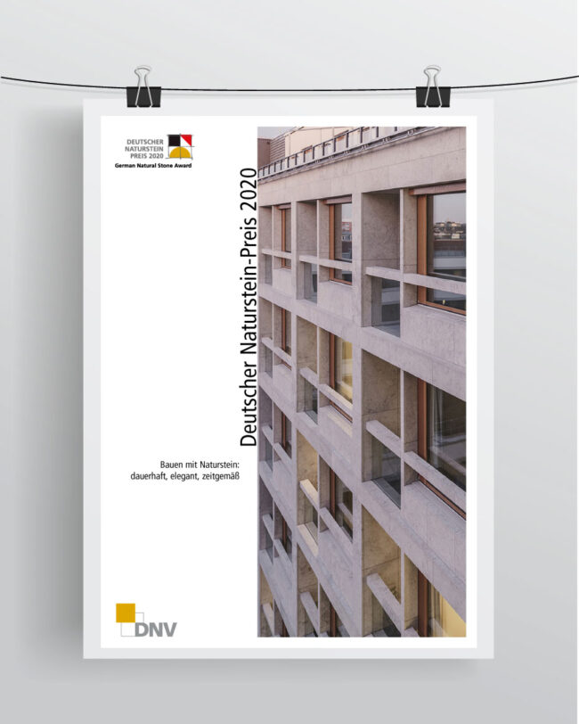Covergestaltung Naturstein von allegria design, München. Foto: Florian Holzherr, Gauting